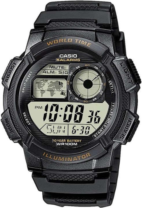 AE-1000W-1AVEF orologio da polso Orologio Casio Collection 760805100000 N. figura 1