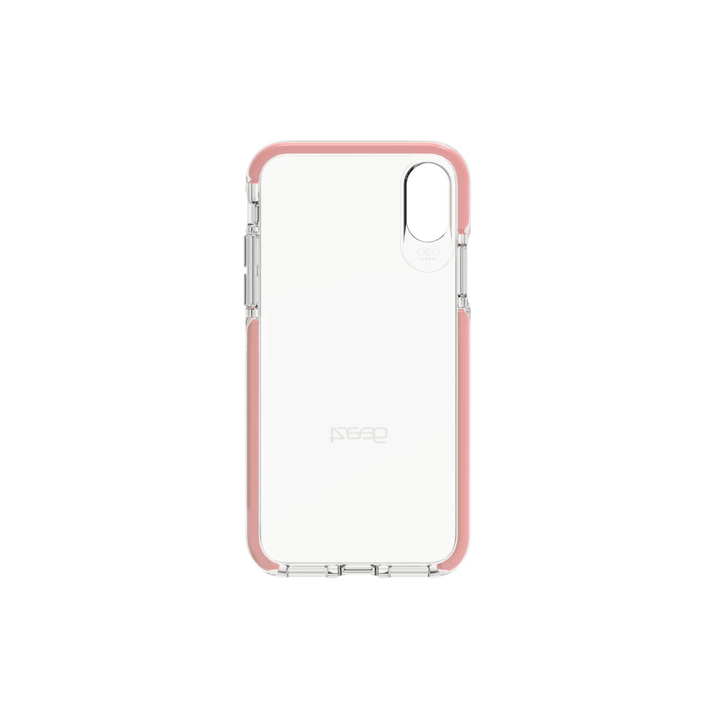 Piccadilly iPhone X rose gold Hülle Gear4 798098700000 Bild Nr. 1