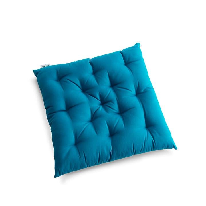 TABORA Coussin d'assise 378044200000 Couleur Pétrole Dimensions L: 40.0 cm x P: 40.0 cm Photo no. 1