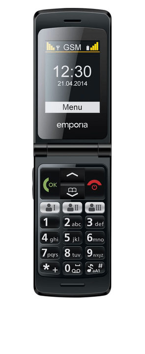 FlipBasic weiss Mobiltelefon Emporia 794578000000 Bild Nr. 1