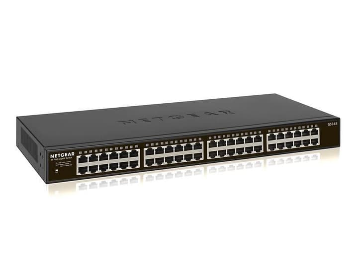 GS348-100EUS 48-Port Gigabit Switch Netgear 785300126590 Photo no. 1