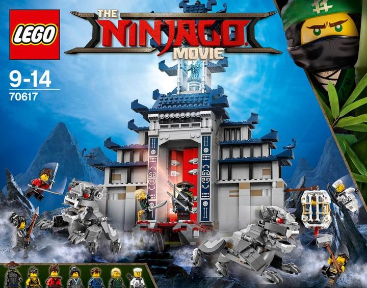 Lego Ninjago Le temple de l'arme ultime suprême 70617 748855400000 Photo no. 1