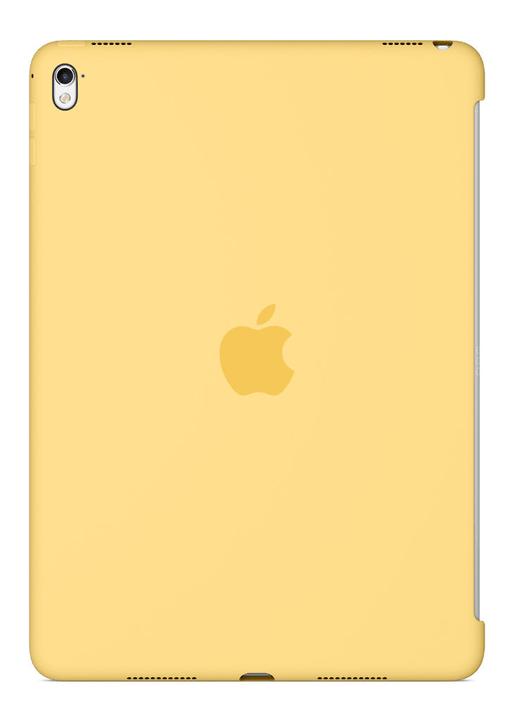 iPad Pro 9,7 pouces coque en silicone jaune Apple 798133000000 Photo no. 1
