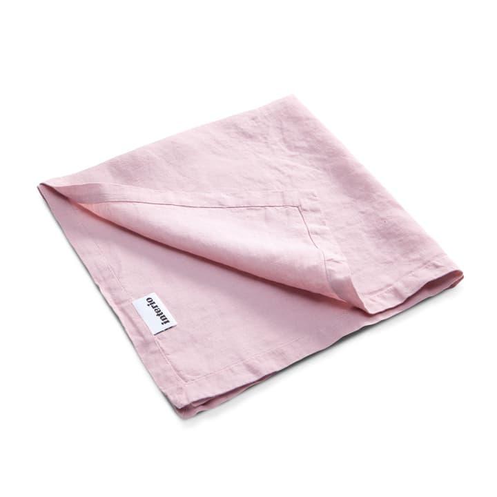 LINEN Tovagliolo 378052200000 Colore Rosa Dimensioni L: 50.0 cm x P: 50.0 cm N. figura 1