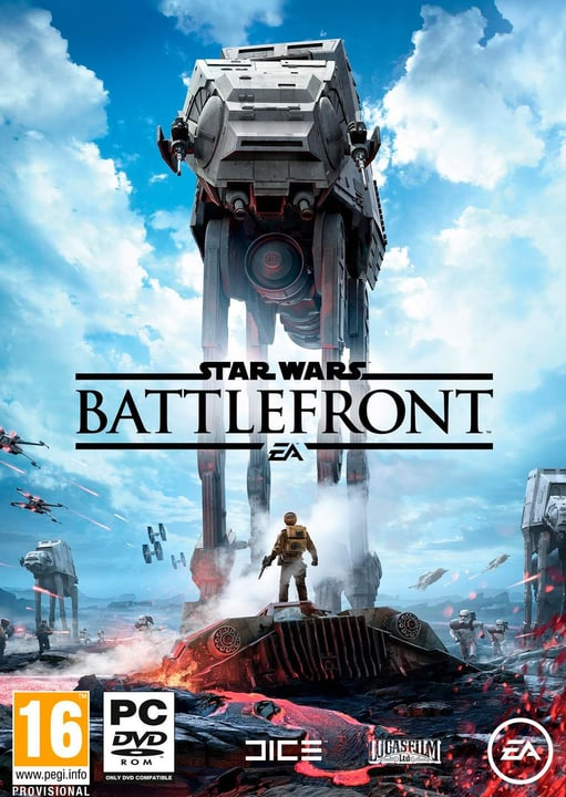 PC/DVD - Star Wars: Battlefront Physisch (Box) 785300119824 Bild Nr. 1