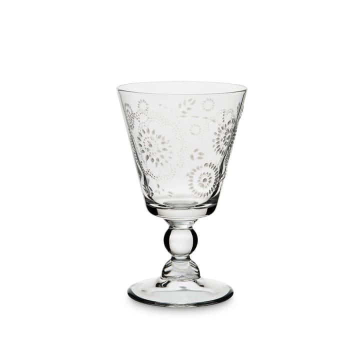 RUBENS Bicchiere da vino bianco 393001908930 Dimensioni L: 8.0 cm x P: 8.0 cm x A: 13.2 cm Colore Trasparente N. figura 1