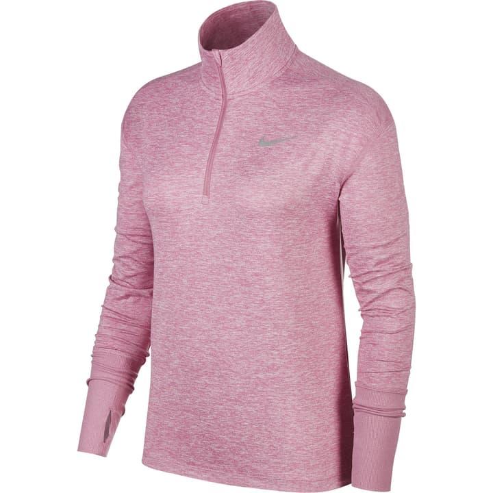 Element Damen-Langarmshirt Nike 470419800629 Farbe pink Grösse XL Bild-Nr. 1