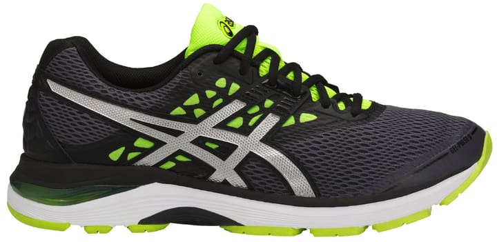 Gel Pulse 9 Chaussures de course pour homme Asics 463222643583 Couleur gris foncé Taille 43.5 Photo no. 1