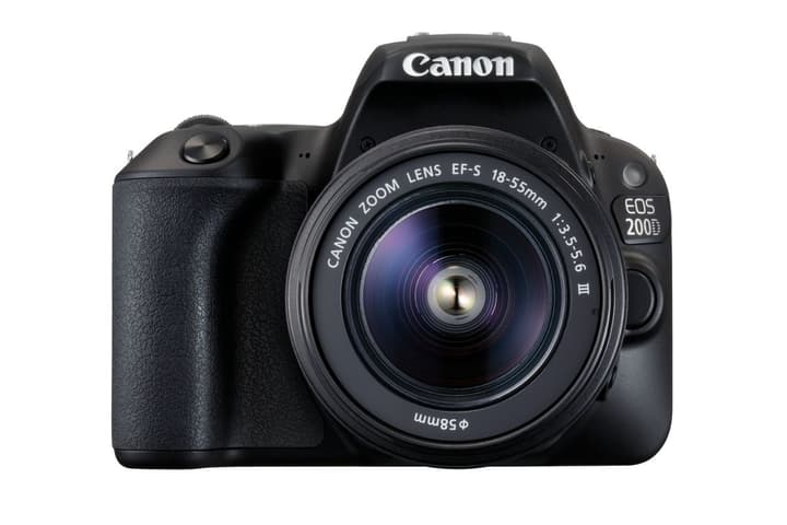 EOS 200D + EF-S 18-55mm DC III Kit appareil photo reflex Canon 793428600000 Photo no. 1