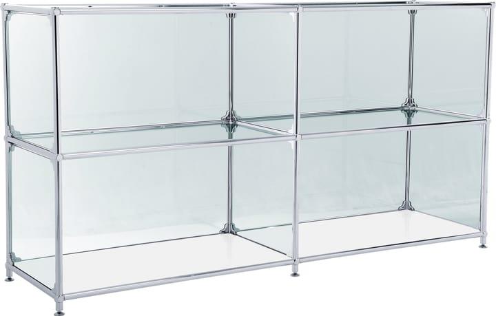 FLEXCUBE Buffet 401814220210 Dimensioni L: 152.0 cm x P: 40.0 cm x A: 80.5 cm Colore Bianco N. figura 1