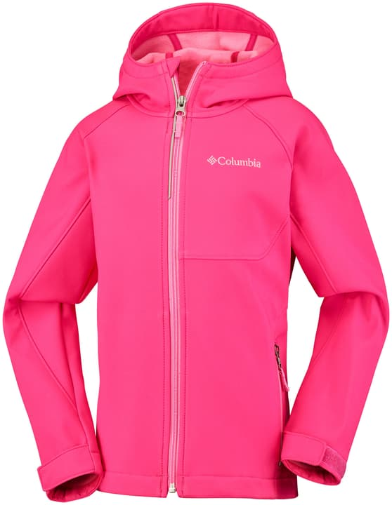 Cascade Ridge Veste en softshell pour fille Columbia 464535212829 Couleur magenta Taille 128 Photo no. 1