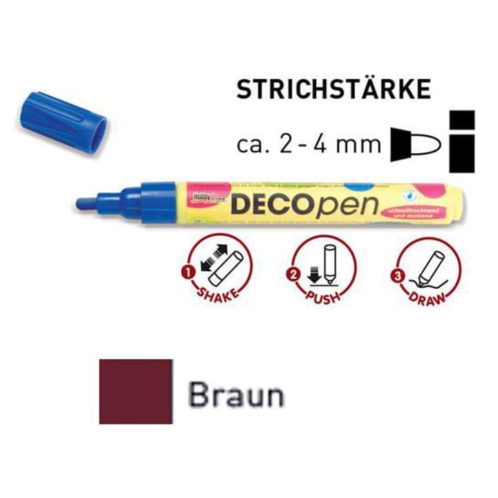 Decopen Medium C.Kreul 665278900000 Colore Marrone N. figura 1