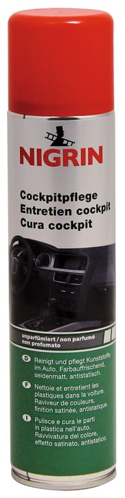 Cura del cockpit senza profumo Prodotto per la cura Nigrin 620808700000 N. figura 1