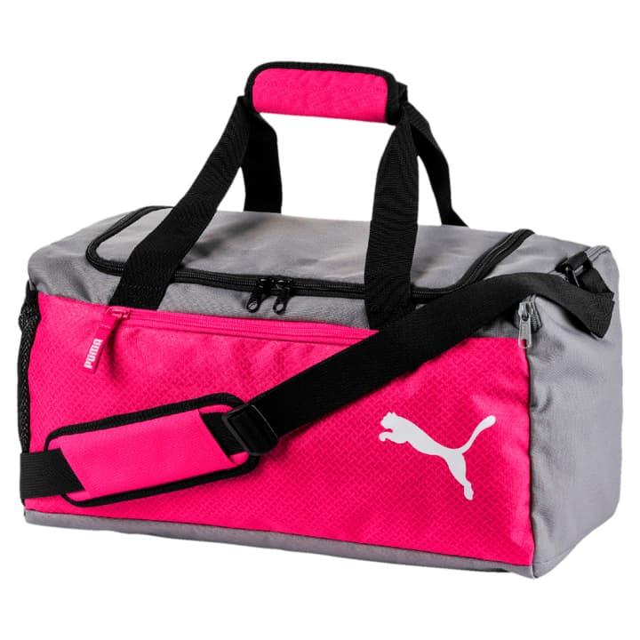 Fundamental Sports Bag S Borsa per lo sport Puma 499586000329 Colore magenta Taglie S N. figura 1