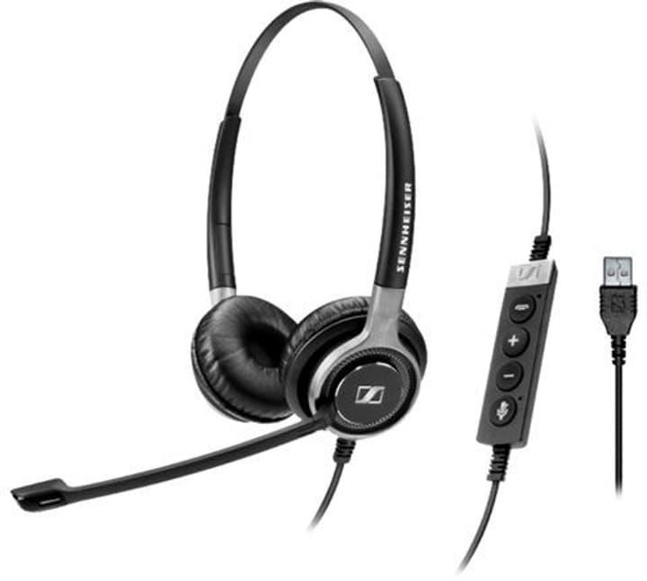 Headset SC 660 USB ML Sennheiser 785300136897 Photo no. 1