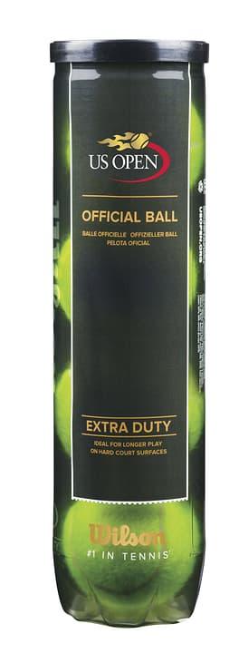 US Open (4er Dose) Balle de tennis Wilson 491538400000 Photo no. 1