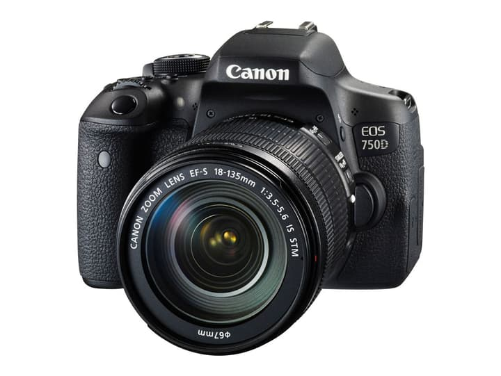 EOS 750D + 18-135mm IS STM Canon 785300126242 N. figura 1