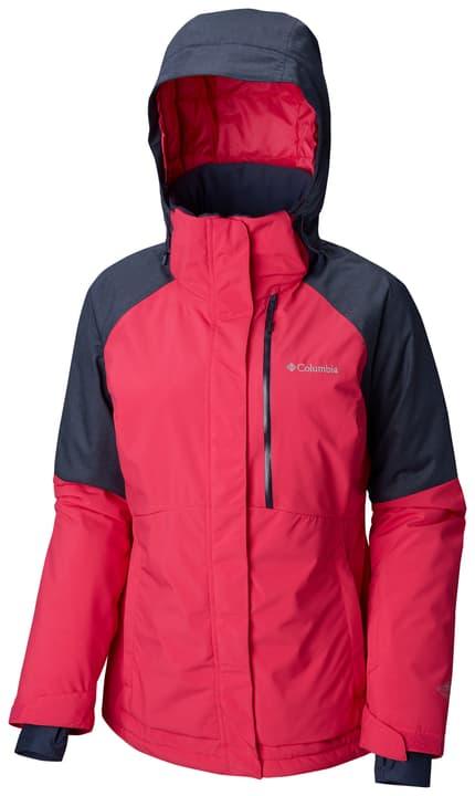 Wildside Damen-Skijacke Columbia 462530400529 Farbe pink Grösse L Bild-Nr. 1
