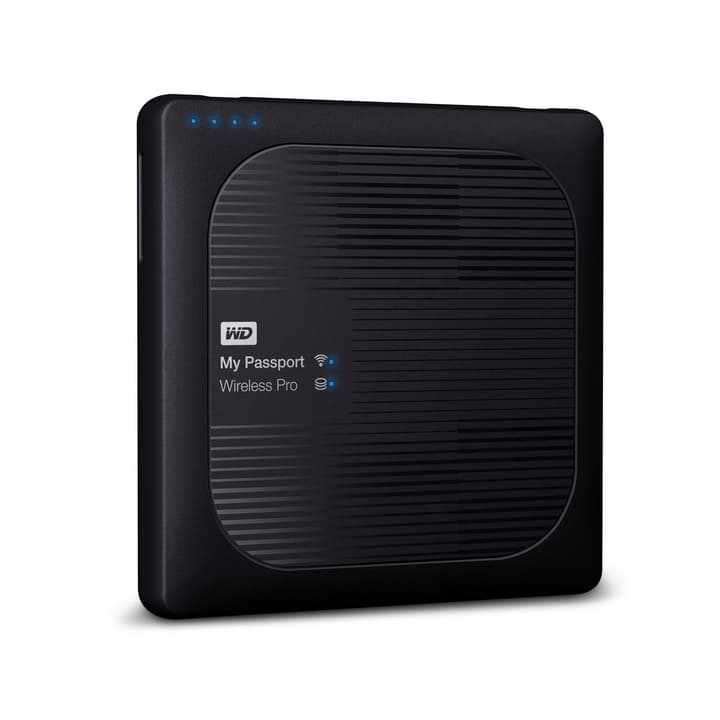 My Passport Wireless Pro 3 TB Hard disk Esterno HDD Western Digital 785300124397 N. figura 1