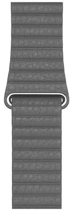 44mm Black Leather Loop - L bracelet Apple 785300147591 Photo no. 1