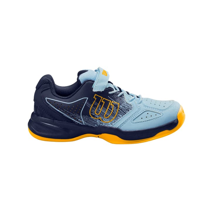 Kaos Scarpa da tennis bambino Wilson 460697433040 Colore blu Taglie 33 N. figura 1