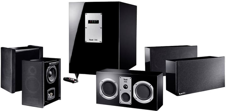 System 8 THX Ultra 2 - 5.1-Set Haut-Parleur Home Cinema Teufel 785300137722 Photo no. 1