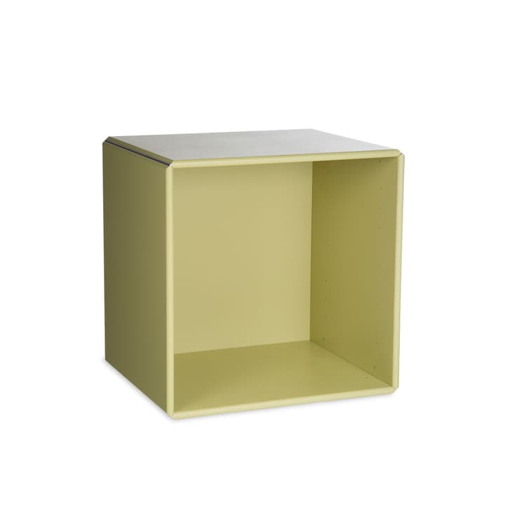 VIDO cubes murales 362071900000 Dimensions L: 33.0 cm x P: 40.0 cm x H: 40.0 cm Couleur Vert clair Photo no. 1