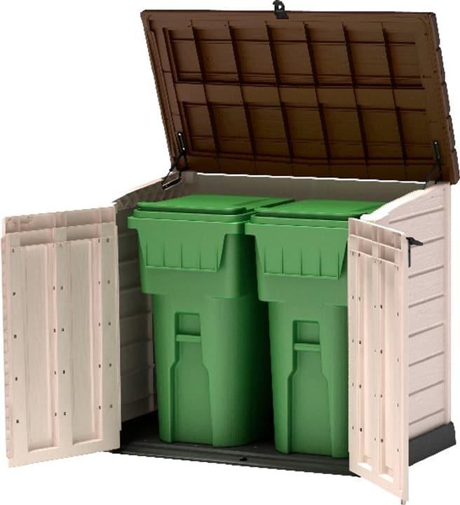 Geräteschrank Store-It-Out Max Keter 647132100000 Farbe Beige-Braun Bild Nr. 1