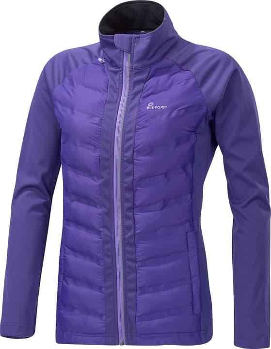 Damen-Jacke Perform 470159604045 Farbe violett Grösse 40 Bild-Nr. 1