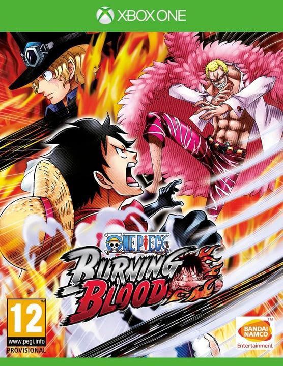 Xbox One - One Piece Burning Blood Box 785300120807 N. figura 1