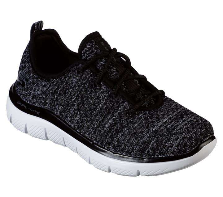 Flex Advantage 2.0 Chaussures de course pour enfant Skechers 460669234020 Couleur noir Taille 34 Photo no. 1