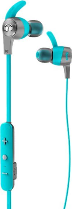 iSport Achieve In-Ear wireless Cuffia - Blu Monster 785300126557 N. figura 1