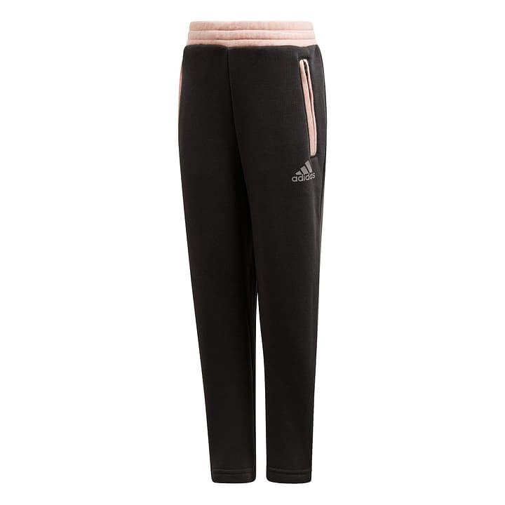 Comfort Pant Pantalon pour fille Adidas 472340411086 Couleur antracite Taille 110 Photo no. 1