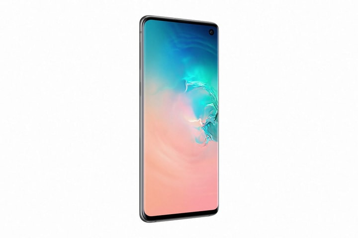 Galaxy S10 512GB Prism White Smartphone Samsung 79463890000019 Bild Nr. 1