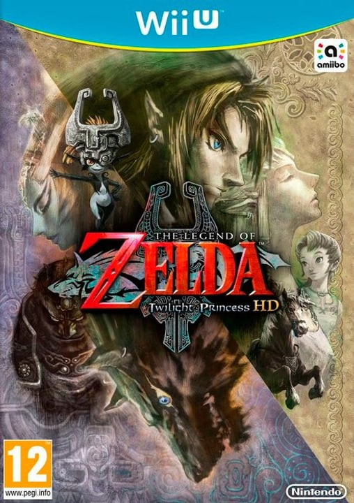 Wii U - The Legend of Zelda: Twilight Princess HD 785300122426 Photo no. 1