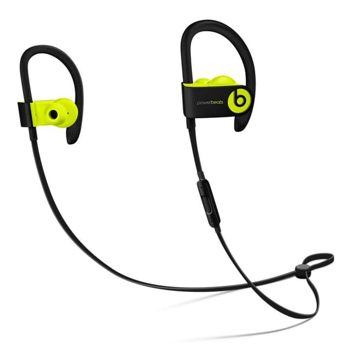 Beats Powerbeats3 Wireless - Shock Yellow Cuffie In-Ear Beats By Dr. Dre 785300130788 N. figura 1