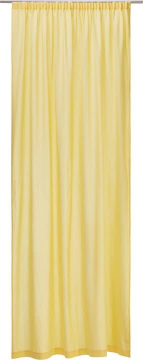 CANDELA Tenda preconfezionata coprente 430271521851 Colore Giallo chiaro Dimensioni L: 150.0 cm x A: 260.0 cm N. figura 1