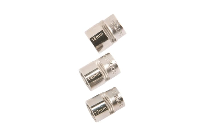 Steckschlüssel Set 3 tlg. Comfort Lux 601434400000 Grösse 13 - 15 mm Bild Nr. 1