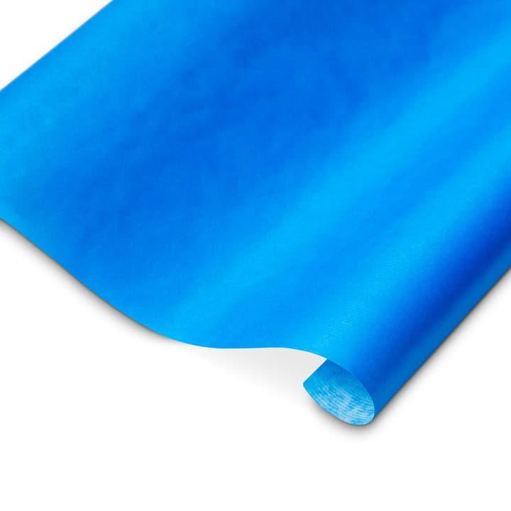 NATURALINE papier d'emballage 386151000000 Couleur Bleu Dimensions L: 10.0 m x P: 0.7 m Photo no. 1