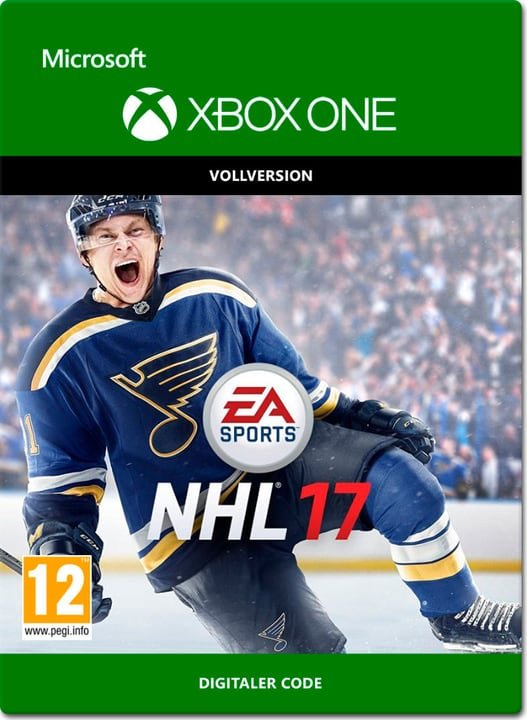 Xbox One - NHL 17 Download (ESD) 785300137369 Photo no. 1
