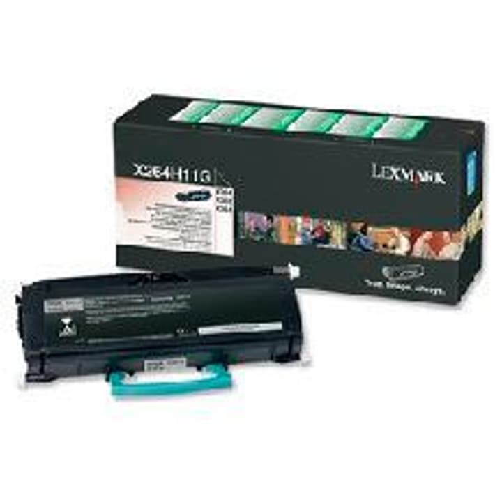 Cartouche toner, noir Lexmark 785300124481 Photo no. 1
