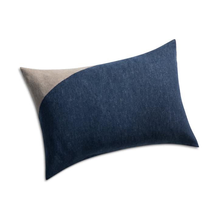 SLIVI Coussin décoratif 378182540660 Dimensions L: 40.0 cm x P: 60.0 cm Couleur Bleu Photo no. 1