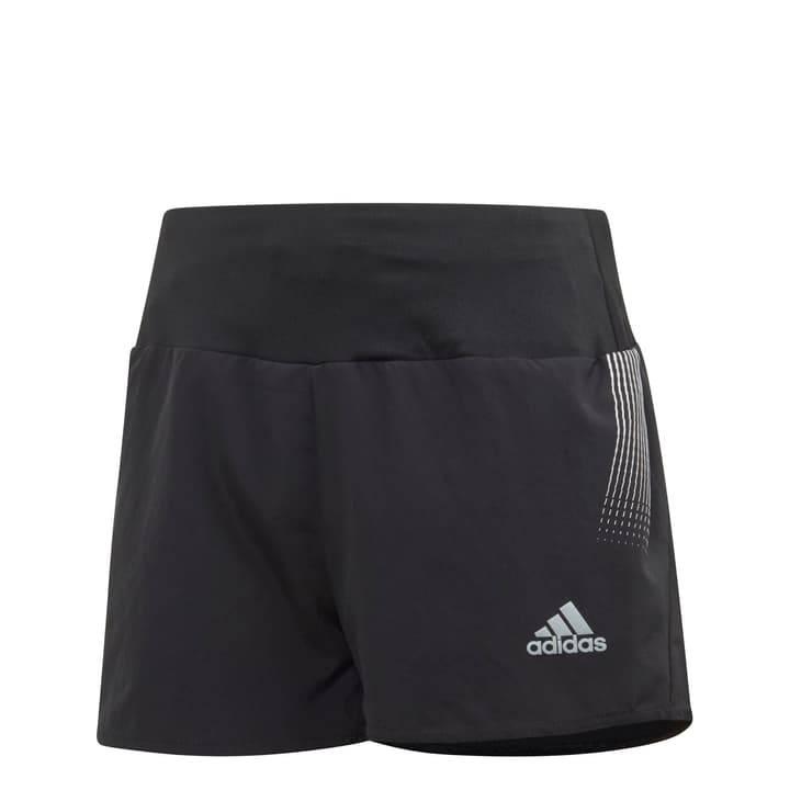 Run Shorts Mädchen-Short Adidas 466938514020 Farbe schwarz Grösse 140 Bild-Nr. 1