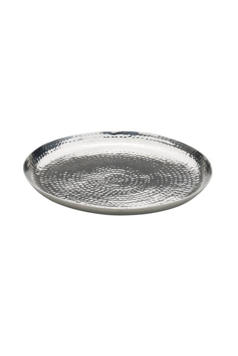 NADA Dekoschale 440588800280 Farbe Silber Grösse H: 2.5 cm Bild Nr. 1