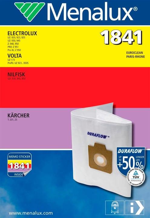 1841 Duraflow Sac à poussière Menalux 785300126933 Photo no. 1