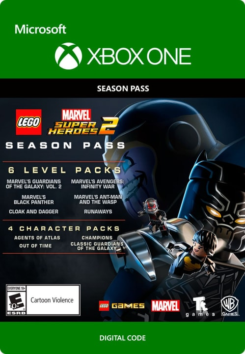 Xbox One - LEGO Marvel Super Heroes 2 - Season Pass Download (ESD) 785300136290 Photo no. 1