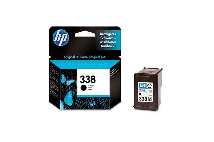 C8765EE Tintenpatrone Nr. 338 black Tintenpatrone HP 797510300000 Bild Nr. 1