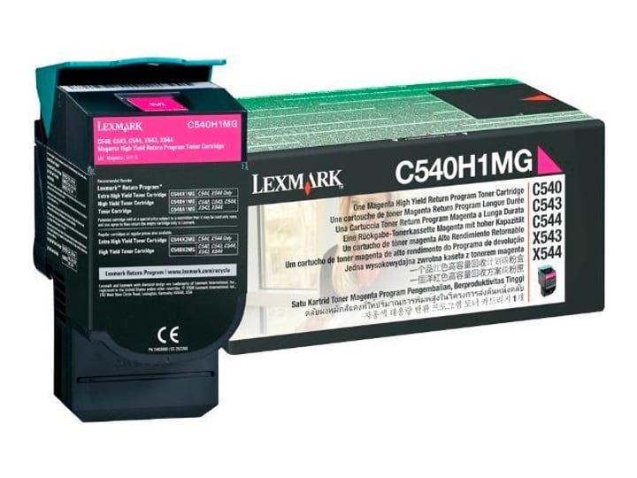 C540H1MG, magenta Toner-Modul Lexmark 785300124468 Photo no. 1