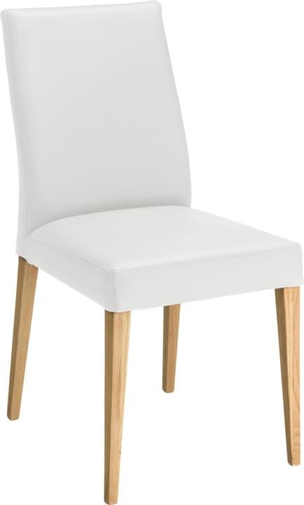 SERRA Chaise 402355500010 Dimensions L: 46.0 cm x P: 57.0 cm x H: 92.0 cm Couleur Blanc Photo no. 1