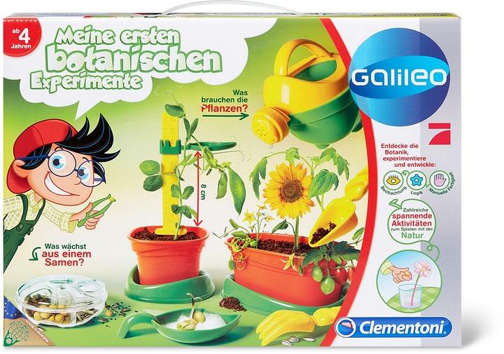 Galileo Meine ersten botanischen Experimente (D) 748917790000 Bild Nr. 1